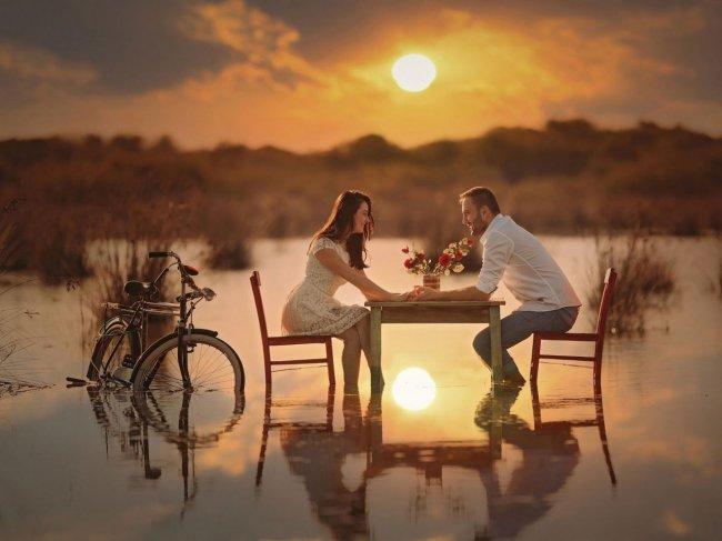 14 идей для романтического свидания с девушкой фото