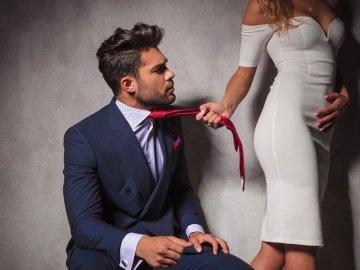 Чего хочет женщина от мужчины