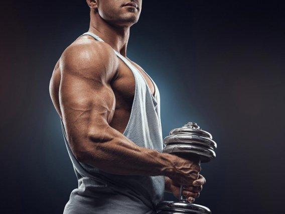 Как накачать бицепс? 4 упражнения, без которых ты не получишь красивые руки