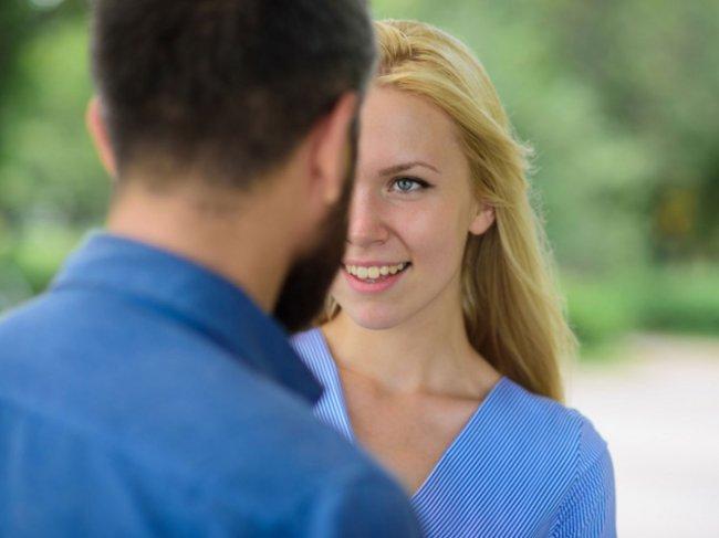 Как сделать так, чтобы девушки сами с тобой знакомились фото