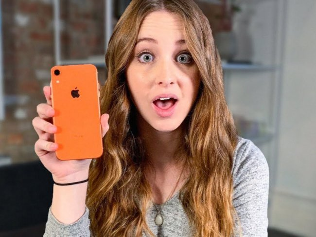 Новый айфон и еще 5 причин, почему девушки любят минет фото