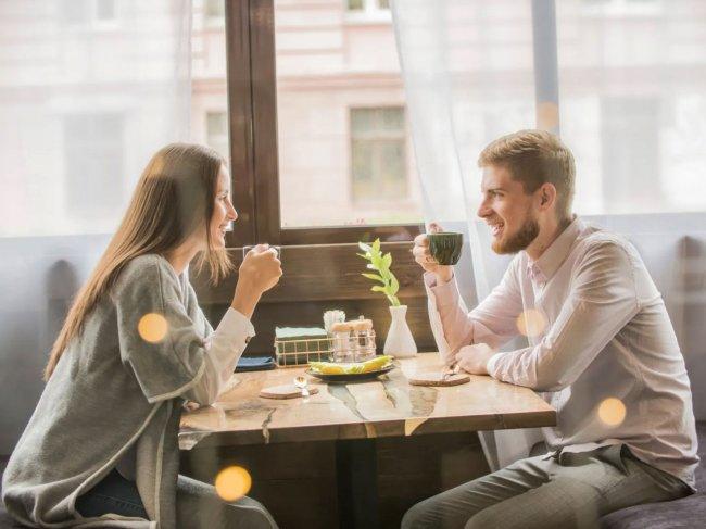 Первое свидание: о чем говорить с девушкой? фото
