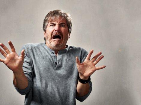 Ссышь, когда страшно? ТОП-5 мужских страхов и способы борьбы с ними