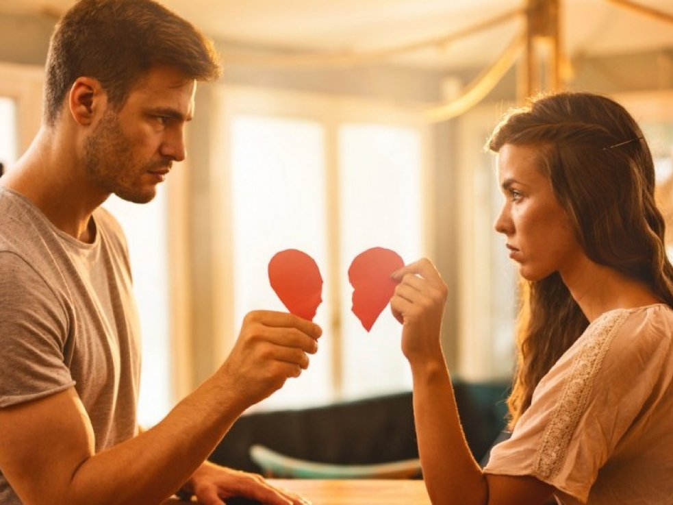 Как легче перенести расставание с девушкой