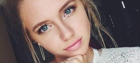 Онлайн блондинка знакомство на улице